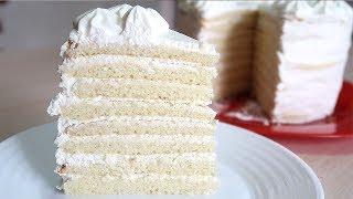 торт Молочная девочка Такой вкусный что язык можно проглотить