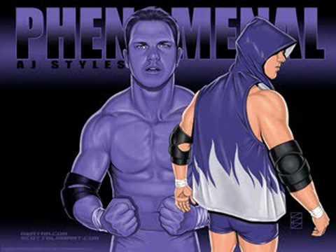 AJ Styles Theme Old Theme