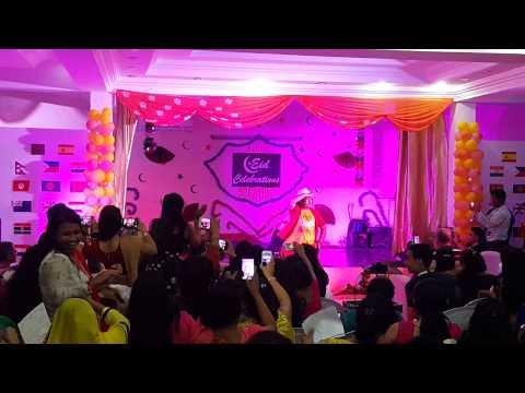 Adil's Solo Dance at FMM company Qatar