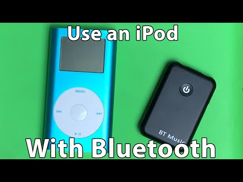 Use Your IPod With Bluetooth