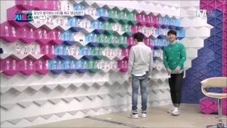 140314 슈퍼아이돌차트쇼 7회 댄싱킹 9위 이기광