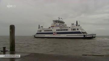 (Neue Doku!) die nordreportage - Pendelverkehr im Wattenmeer [HD]