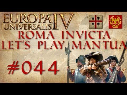 Let's Play Europa Universalis IV: Römisches Reich #044: Südamerika ;) [Deutsch HD Schwer]