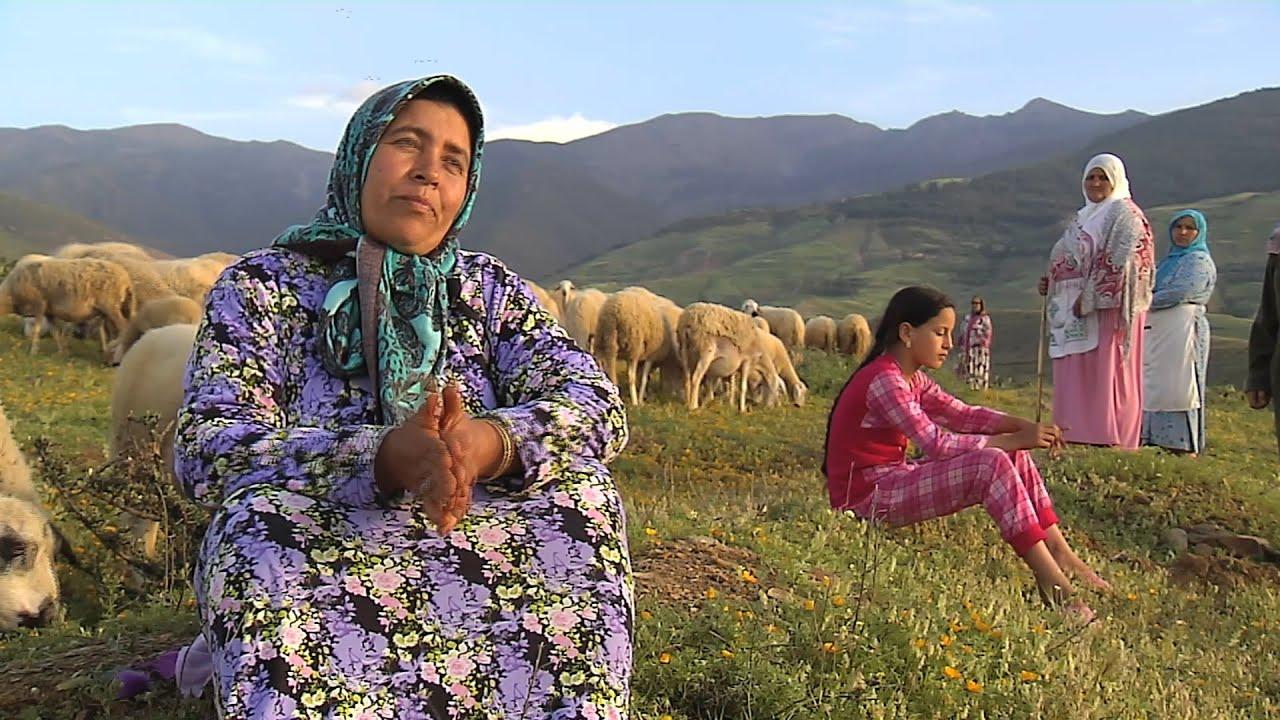 Morocco: Two Sheep