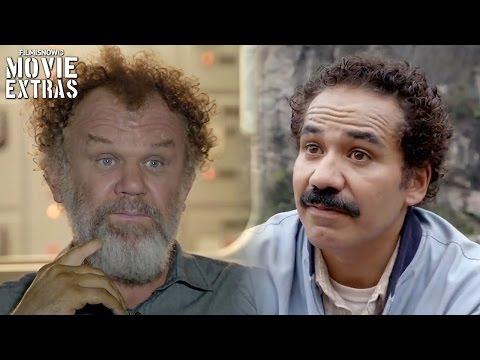 Kong: Skull Island | On-set visit with John C. Reilly 'Hank Marlow' & John Ortiz 'Victor Nieves'