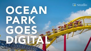 How Ocean Park remains competitive as a global tourist attraction through digital transformation