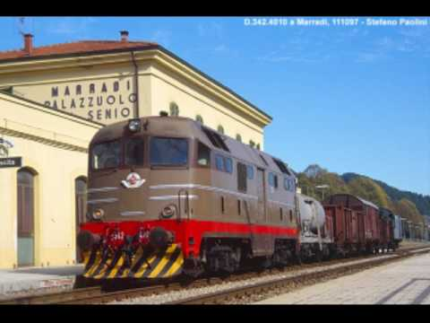 Foto treni anni 80 12