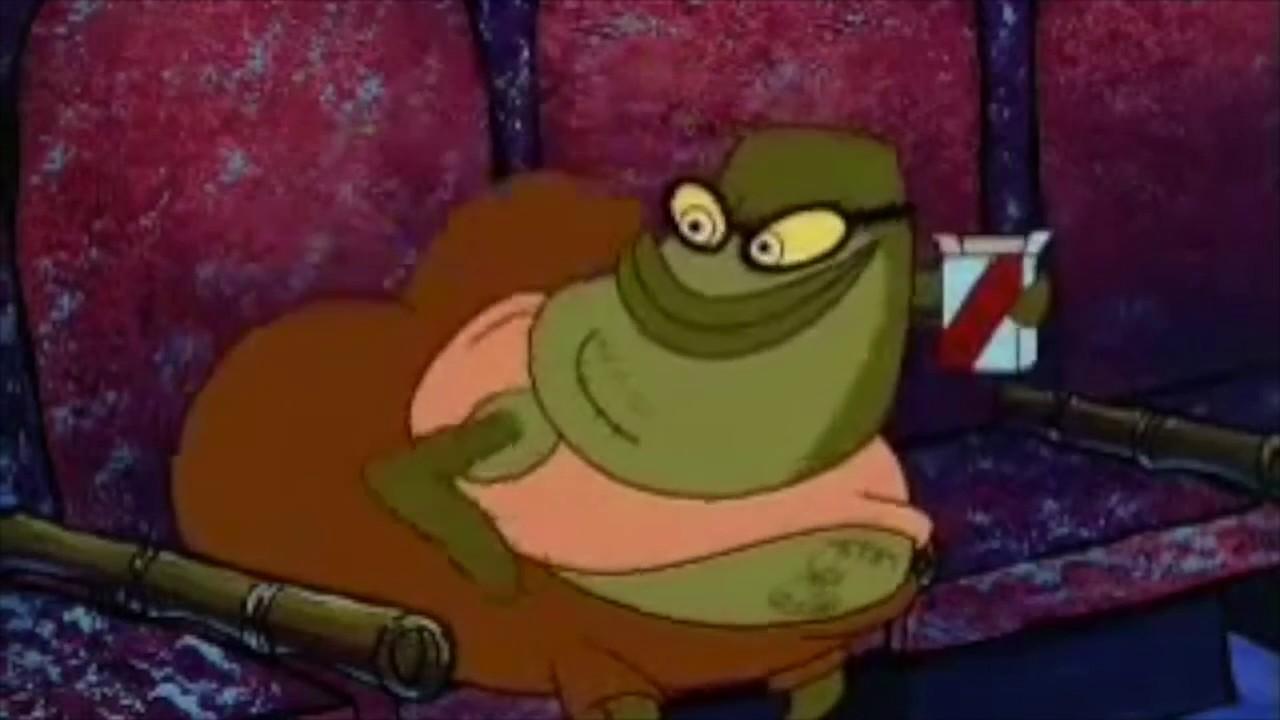 spongebob bubble bass meme - YouTube