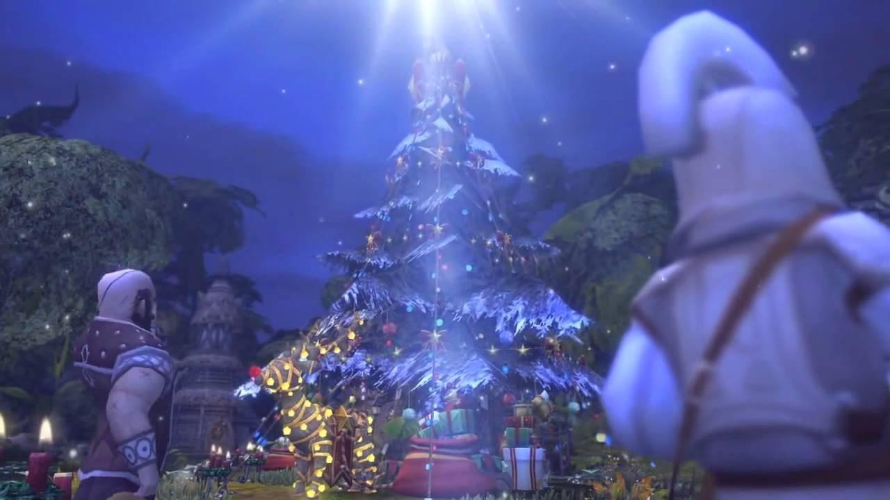 Google themes dragon nest - Dragon Nest Christmas Costumes Promo