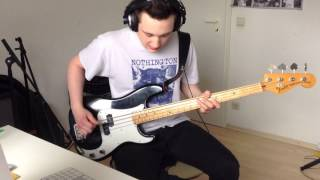 Rise Against - Endgame [Bass Cover]