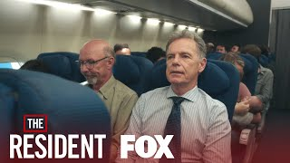Bell's Plane Crashes During Take-Off | Season 3 Ep. 5 | THE RESIDENT