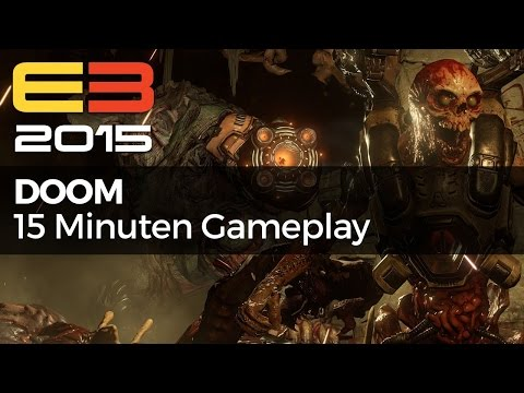 Doom - Alle E3-Spielszenen im Zusammenschnitt