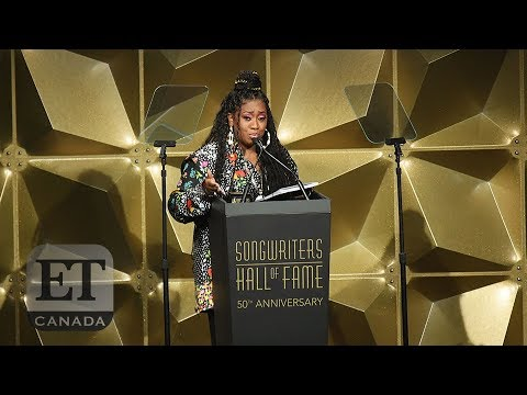 Papa Keith - Missy Elliott Inducted Into Songwriters Hall of Fame