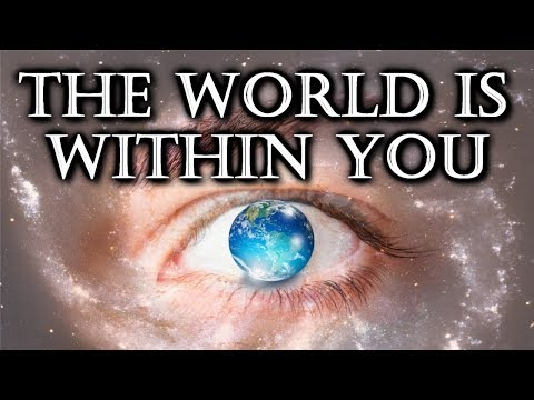 The SECRET World Inside You - Use Your BRAIN'S FULL CAPACITY to CREATE the FUTURE YOU WANT! (loa)