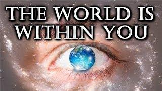 The SECRET World Inside You - Use Your BRAIN'S FULL CAPACITY to CREATE the FUTURE YOU WANT! (loa)