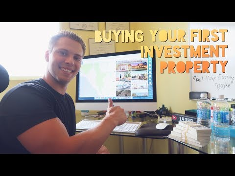Breaking Down My First REAL ESTATE INVESTMENT Property