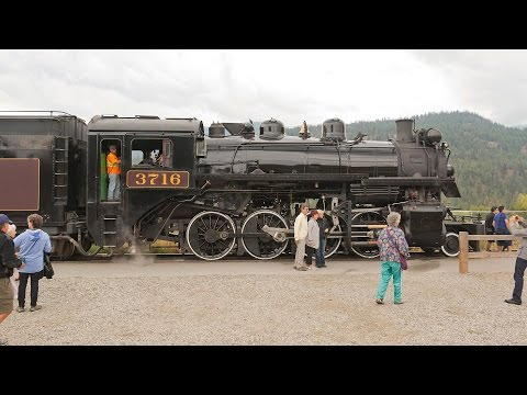 Kettle Valley Steam Railway, Summerland BC (2015-Aug-30)
