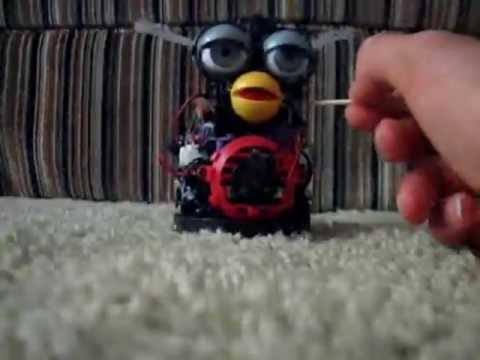 Broken Furby Youtube