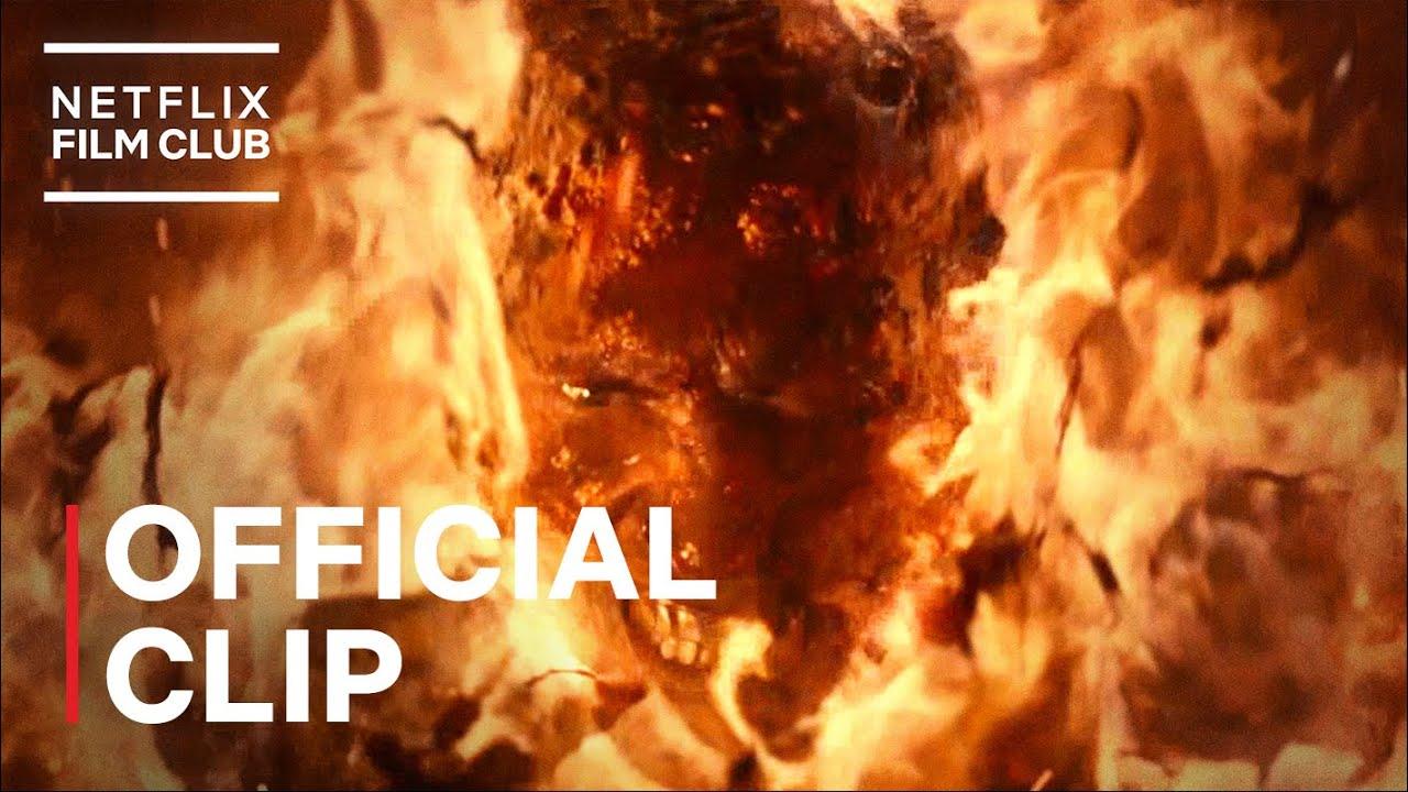 Download Project Power | Machine Gun Kelly vs. Jamie Foxx Fire Fight | Netflix