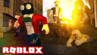 REALISTISCHE ZOMBIE SURVIVAL IN ROBLOX! (Roblox Zombie Simulator)