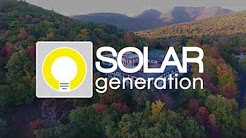SOLARgeneration -- Solar Power for the Hudson Valley