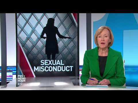 News Wrap: McConnell asks for ethics probe after Franken accused of groping