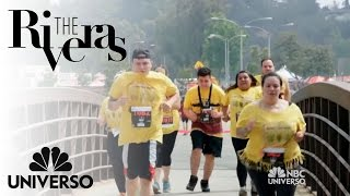 Video The mud run competition | The Riveras | Universo download MP3, 3GP, MP4, WEBM, AVI, FLV Januari 2018