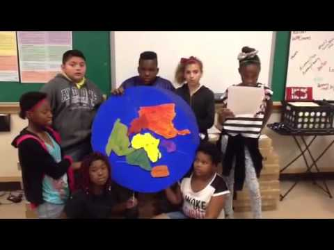pangaea project My teacher told us that we have a science project about pangaea, over our winter break i asked my whole family and they don't know what i should do.