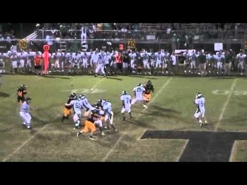 Garrett Clark Seminole High School Quarterback Class of 2012