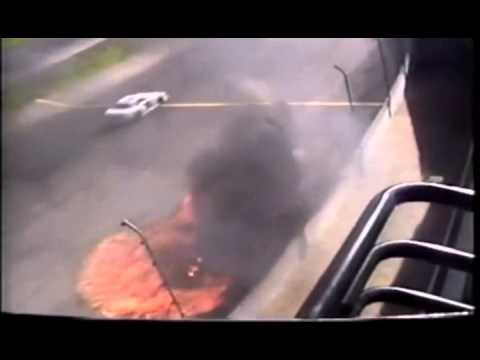 Late Model NASCAR Crashes