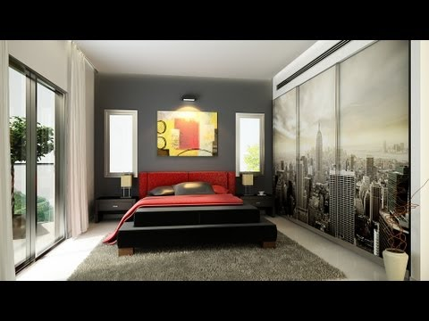 Part 1 room modeling tutorial in 3ds max youtube Interior design for beginners