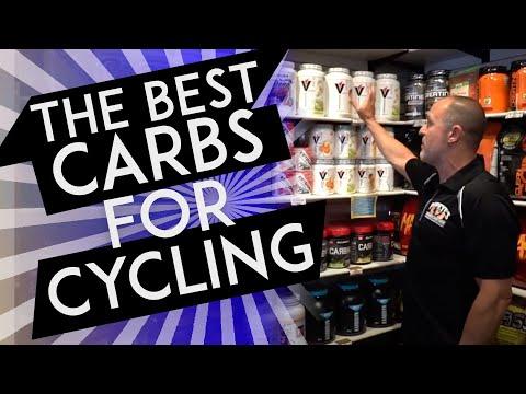 Carbohydrates for Cycling | Sports Nutrition | Day 31
