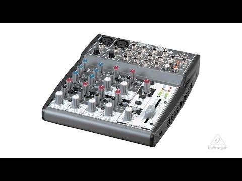 XENYX 1002 Small Format Mixer