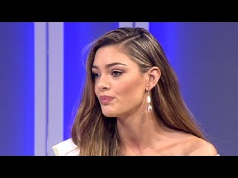 Miss SA 2017 Demi-Leigh Nel-Peters ready for Miss Universe 2017