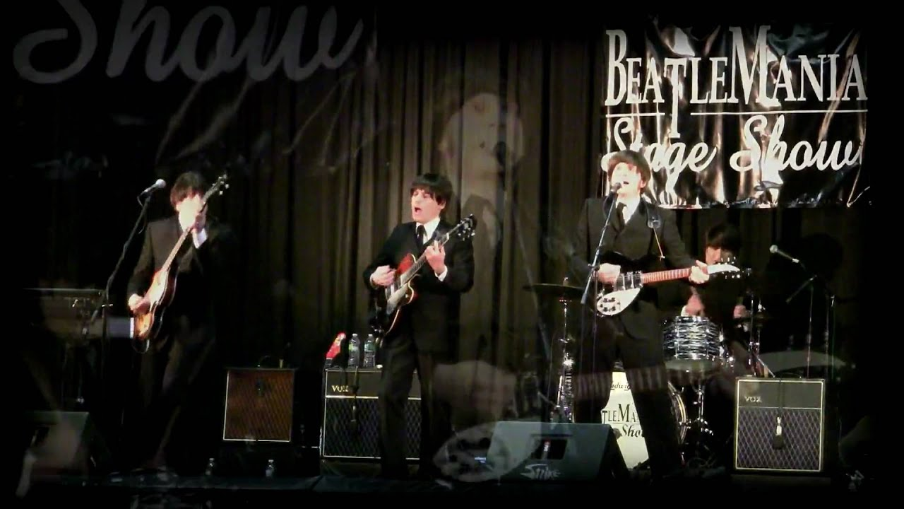 Image result for Beatlemania broadway you tube