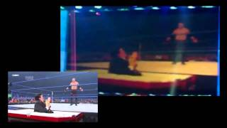 How Undertaker Appears and Disappears in the Ring