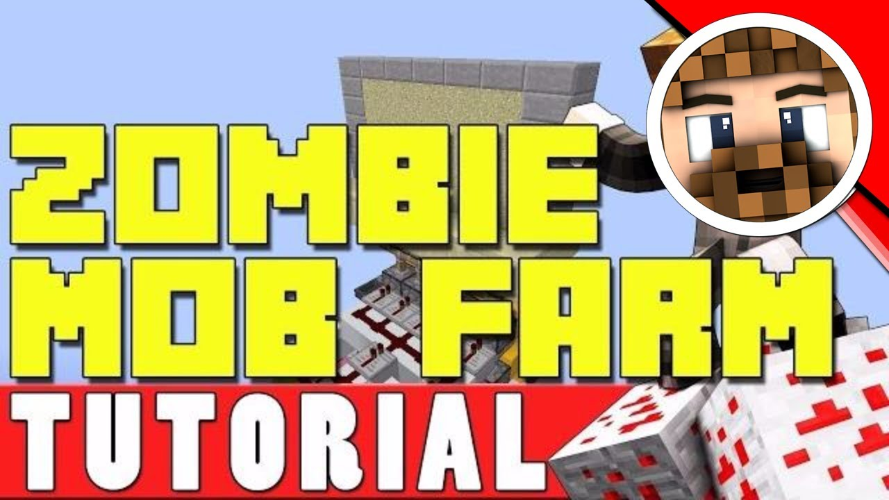 how to make a mob farm minecraft