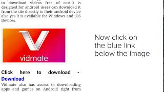 installing-vidmate-app-on-android-mobile
