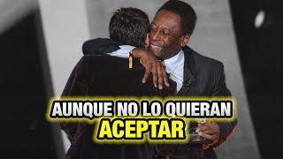 Pelé dice la VERDAD sobre Messi y duele - Cristiano Ronaldo es el único que se puede comparar con él