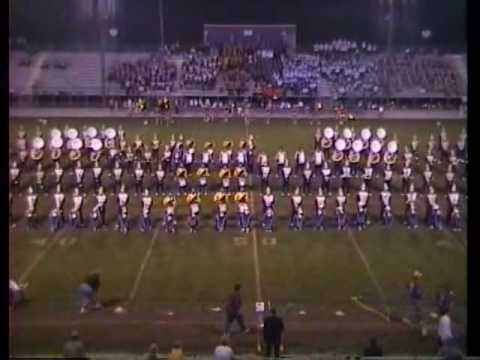 JHS Marching Band - Band Show 9-24-94 PART 2