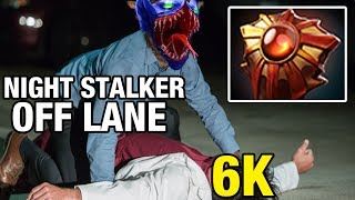 NIGHT STALKER OFF LANE - Meracle - Dota 2