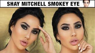 SHAY MITCHELL INSPIRED SMOKEY EYE
