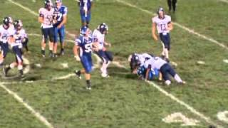 KENT ISLAND FOOTBALL VS S. DECATUR HIGHLIGHTS 2010