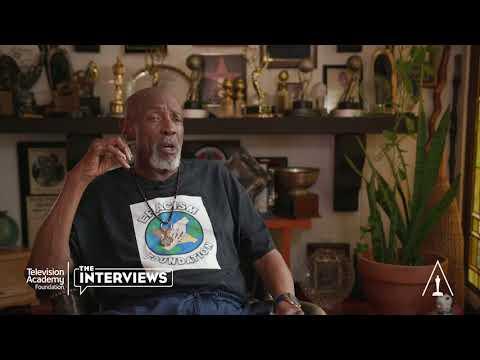 """Louis Gossett, Jr. on """"An Officer and a Gentleman"""" - TelevisionAcademy.com/Interviews"""
