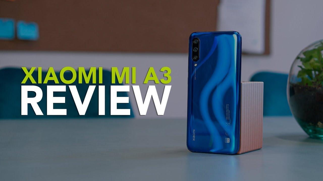 Xiaomi Mi A3 review: goedkope Android One-telefoon met een groot nadeel