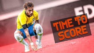 Neymar Jr - Time To Score ● Brazil Skills & Goals ●   HD