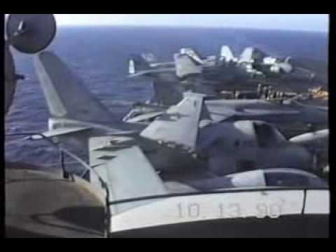 U S S Saratoga Desert Shield/Storm/Homecoming 1990-1991 WAR!