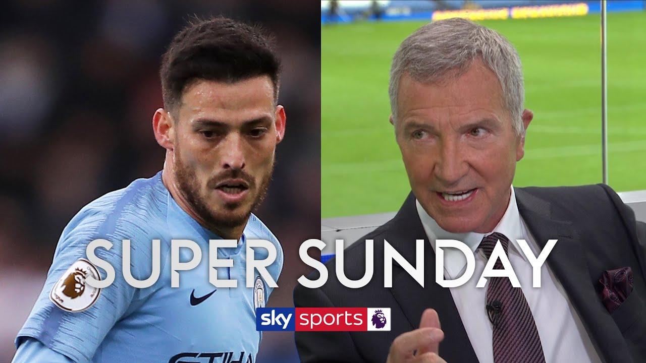 Are Liverpool missing a creative midfielder like David Silva to unlock defences?   Super Sunday