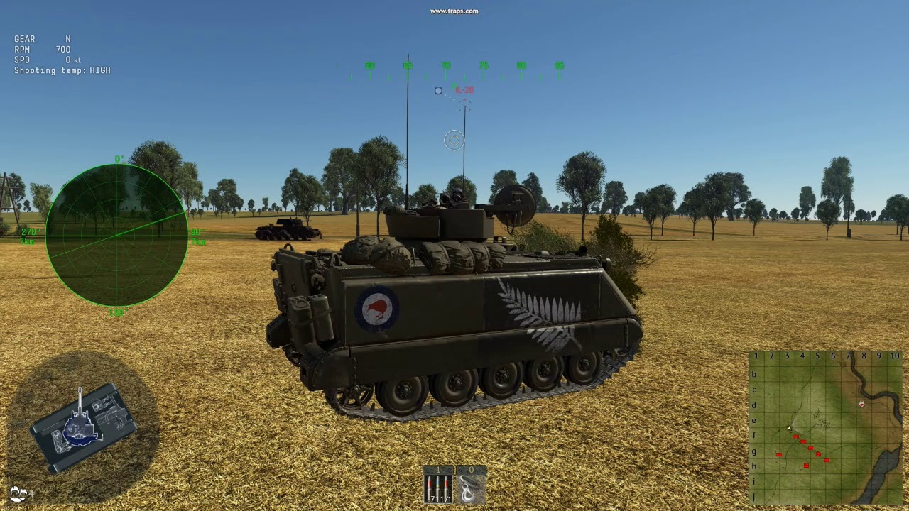 m163 war thunder
