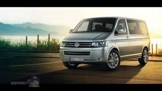 Немецкий Минивэн 2015 Volkswagen Multivan, автомобили из Германии